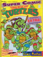 Teenage Mutant Hero Turtles Auswahlband