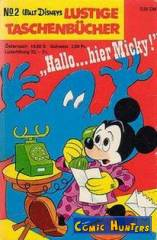 Thumbnail comic cover Hallo...hier Micky 2