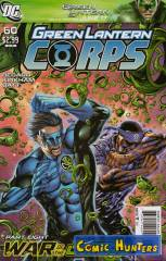 War of the Green Lanterns Part 8