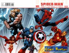 Ultimate Spider-Man (Mark Bagley Variant Cover-Edition)